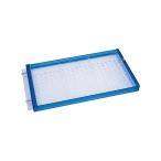 ポットル タキイ 根巻防止M型トレイ 128穴 2Lサイズ 専用 ペレット種子専用播種機 タ種 代引不可