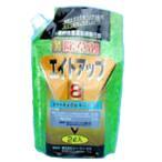 グリホサート系 除草剤 エイトアップ 2L エコパック 6入 【濃縮-薄めて使うタイプ】 ひま【代引不可】