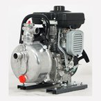 散水 灌漑 給排水 農機具 自動車 洗浄 ポンプ QP-105M 三菱 エンジン 1インチ(25×25mm)4サイクルエンジン付 マツサカエンジニアリング 防J【代引不可】