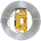 電子水もり管 A15m ホース付き 7644 測量 水平器 水盛 シンワ D