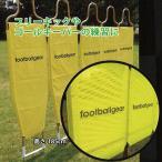 CrazyDummy クレイジーダミー [ 黄色 ] 5体セット サッカー ゴールキーパー フリーキック 練習 起き上がる 専用バッグ ローラー付き フG 送料無料 【代引不可】