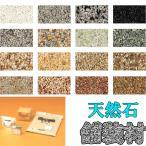 天然石 舗装材 リンクストーンS S骨材+樹脂セット 1.5平方メートルセット LS15-USW 冬用 エクステリア 四国化成 Dワ 代引不可