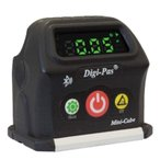 2軸コンパクトデジタル水平器 DWL-90Pro マグネット付き Bluetooth レベル出し 2軸数値 アカツキ カSD