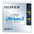【在庫目安:僅少】富士フイルム  LTO FB UL-3 400G JX5 LTO Ultrium3 テープカートリッジ 400 /  800GB 5巻パック