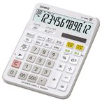 【在庫目安:お取り寄せ】CASIO  DJ-120W-N チェック検算電卓 デスクタイプ 12桁