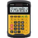 【在庫目安:お取り寄せ】 CASIO WM-320MT-N 防水・防塵電卓 ミニジャストタイプ 12桁