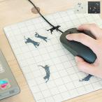 マウスパッド 猫 【メール便OK】 chillichilly JERRY'S REVENGE mousepad