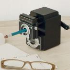鉛筆削り 手動 卓上 キッカーランド カメラ ペンシル シャープナー