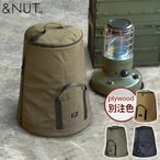 &NUT OILSTOVE CARRYBAG Msize for TY アンドナット オイルストーブキャリーバッグ