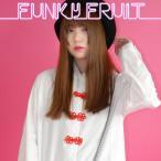 FUNKY FRUIT ORIGINAL/チャイナボタンロングシャツワンピース/メール便不可/mitp-305/55n/funkyfruit