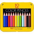 色鉛筆送料無料一部地域除くトンボ鉛筆ミニ色鉛筆12色BCA151