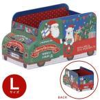 トランスポルテ ペーパーボックス クリスマスカー (L)