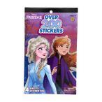 アナと雪の女王 ステッカーシート(200枚以上) Disney 0724328162492 キャラクター グッズ メール便OK