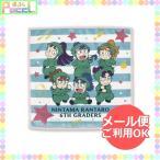 忍たま乱太郎 ミニタオル(六年生ボーダー)NR-TA012 キャラクター グッズ メール便OK