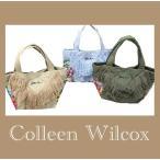 Colleen Wilcox  コリーンウィルコックス フリンジミニトート コットンキャンバスミニトート お届け方法ヤマト宅配便60サイズ