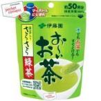 伊藤園 お〜いお茶 緑茶 抹茶入りさらさら緑茶 40g×6袋入 ( おーいお茶 パウダー 約50杯分)