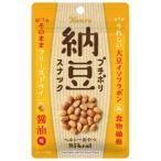 カンロ 20gプチポリ納豆スナック 醤油味 10袋入