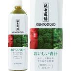 サンスター 健康道場 おいしい青汁 900gペットボトル 6本入 (野菜ジュース)