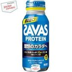 明治 ザバス プロテインドリンク 200mlボトル缶 30本入 (SAVAS) ※北海道は別途600円必要です。 (スポーツドリンク)