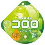 味覚糖 40gコロロ マスカット 6入