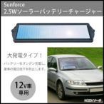 車 ソーラー バッテリー チャージャー ソーラーバッテリー充電器 車