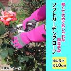 バラ用ガーデニンググローブ ロング園芸用手袋 ガーデ