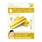 PureSmile ピュアスマイル エッセンスマスク 化粧水タイプ 30枚セット 金 037