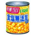 ホールコーン缶 とうもろこし 缶詰 食塩無添加コーン 200g 24缶