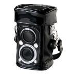 デジカメケース 首かけ おしゃれ デジタルカメラ ケース ネックストラップ