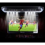フリップダウンモニター HDMI EONON 11.6インチ 空気清浄機能付