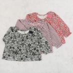 【閉店セール/均一】ラグマート RAGMART フリル襟Tシャツ  100-120cm   2193032      rm秋冬