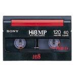 【在庫目安:お取り寄せ】SONY  P6-120HMP3 8ミリビデオカセットテープ Hi8 MP 120分 単品