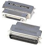 【在庫目安:お取り寄せ】サンワサプライ  AD-P50CK SCSI変換アダプタ