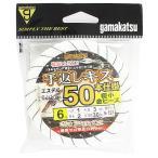 がまかつ(Gamakatsu) 手返しキス50本仕掛 極小金ビーズ仕様 N-153 針6号-ハリス1号