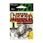 ささめ針(SASAME) RYUGI インフィニ ホビット HIH054 #1 TCブラック