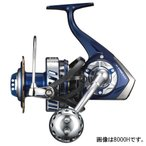 ダイワ(Daiwa) ソルティガ エクスペディション 8000H