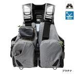 シマノ TACKLE FLOAT Jacket(basic) VF−272N フリー プラチナ