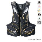 シマノ NEXUS FLOATING VEST LIMITED PRO VF-113Q L リミテッドブラック