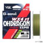 【4日間限定最大31倍】G-SOUL オードラゴン WX4F-1 SS140 150m 0.4号 ウグイスグリーン