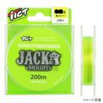 ╬╙─р╡∙╢ё└╜║ю╜ъ TICT JACK BRIGHT 200m 0.3╣ц е╓ещеде╚ещедере░еъб╝еєб┌дцдже╤е▒е├е╚б█