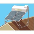 *長府製作所*KN-41 太陽熱温水器架台 東西向屋根用架台 ワイドタイプ/水道直結用