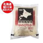 「北海道 ゆめぴりか 送料無料 米」令和元年 米 北海道産米 ユメピリカ 白米 1kg(1000 g) 価格 1000 円「送料無料 ゆめぴりか 白米」