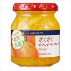 明治屋 果実実感ざくざく オレンジマーマレード 160g×6入