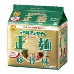 東洋水産 マルちゃん正麺豚骨味5食パック