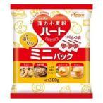 ニップン 薄力小麦粉 ハート ミニパック 100g×3袋?×12入(2月上旬頃入荷予定)