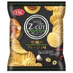 ヤマザキビスケット(YBC) ポテトチップス Z-CUT 牡蠣のアヒージョ 60g×12入(3月上旬頃入荷予定)