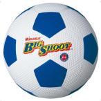 ミカサ(MIKASA) サッカーボール4号ゴム F4 ホワイト/ブルー
