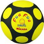 ミカサ(MIKASA) フアフアサッカー4号(黄/黒) FFF4YBK
