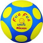 ミカサ(MIKASA) フアフアサッカー4号(黄/青) FFF4YB