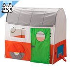 IKEA Original HEMMAHOS 子供用テント キャラバン 120cm